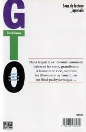 Verso de GTO -5- Volume 5