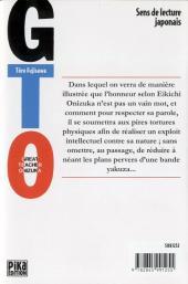 Verso de GTO -6- Volume 6