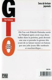 Verso de GTO -7- Volume 7