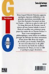 Verso de GTO -8- Volume 8