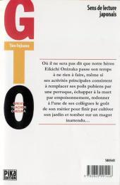 Verso de GTO -9- Volume 9