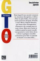 Verso de GTO -23- Volume 23