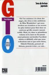 Verso de GTO -24- Volume 24