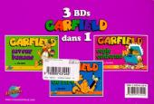 Verso de Garfield (Presses Aventure - A l'italienne) -INT08- Poids lourd #8