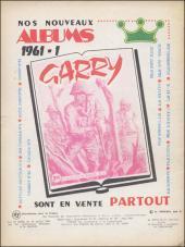 Verso de Garry (sergent) (Imperia) (1re série grand format - 1 à 189) -157- Cap sur Masbate!.. (Garry) - Le génie du fleuve