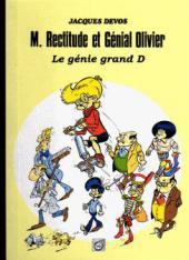 Verso de Génial Olivier -TL- Le génie grand D