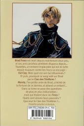 Verso de Golden man -4- Tome 4