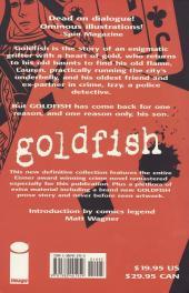 Verso de Goldfish (2001) - Goldfish