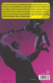 Verso de Gotham Central -5- Extinction