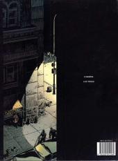 Verso de Le grand scandale -1- New York