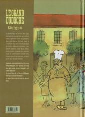 Verso de Le grand Duduche -INT-  Intégrale