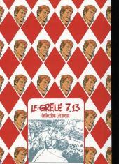 Verso de Le grêlé 7/13 (Taupinambour) -2- Tome 2