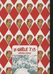 Verso de Le grêlé 7/13 (Taupinambour) -1- Tome 1