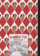 Verso de Le grêlé 7/13 (Taupinambour) -3- Tome 3