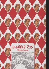 Verso de Le grêlé 7/13 (Taupinambour) -4- Tome 4
