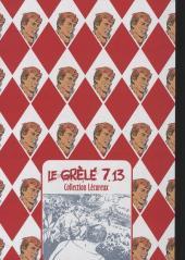 Verso de Le grêlé 7/13 (Taupinambour) -5- Tome 5