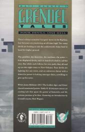 Verso de Grendel Tales: Four Devils, One Hell (1993) -INTa- Four devils, one hell