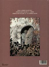 Verso de Grimion gant de cuir -2- Le corbeau blanc