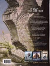 Verso de Hammerfall -3- Les gardiens d'Elivagar