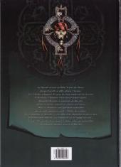 Verso de Hannibal Meriadec et les larmes d'Odin -1- L'Ordre des cendres