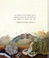 Verso de (AUT) Hausman -1- Les Fables de La Fontaine