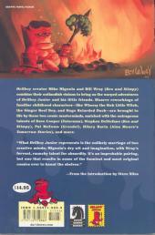 Verso de Hellboy Junior (1997) - Hellboy junior