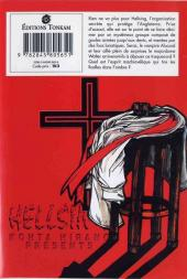Verso de Hellsing -2- Tome 2