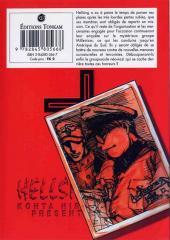 Verso de Hellsing -3- Tome 3
