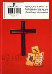 Verso de Hellsing -5- Tome 5