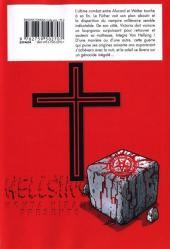 Verso de Hellsing -10- Tome 10