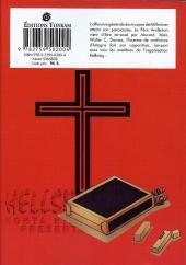 Verso de Hellsing -9- Tome 9