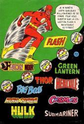 Verso de Hercule (1e Série - Collection Flash) -10- Wonderwoman : La défaite du cavalier