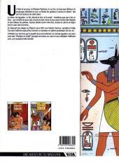 Verso de Les héritiers du soleil -2- Le prophète de sable