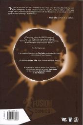 Verso de Heroes (Fusion Comics) -1- Volume 1