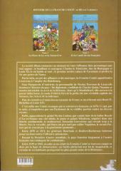 Verso de Histoire de la Franche-Comté -2- Et la Comté devint française