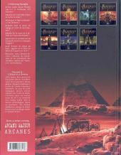 Verso de L'histoire secrète -6- L'aigle et le Sphinx