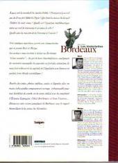 Verso de Les historiettes -1- Bordeaux