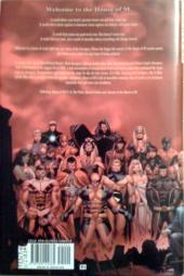 Verso de House of M (2005) -INT- House of M