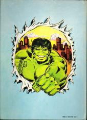 Verso de Hulk (Autres) -1- L'incroyable hulk
