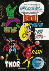 Verso de Hulk (4e Série - Arédit - Pocket Color) -6- L'heure de la vengeance