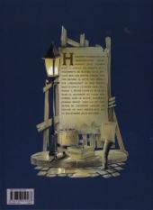 Verso de Humphrey Dumbar - Humphrey Dumbar le croquemitaine
