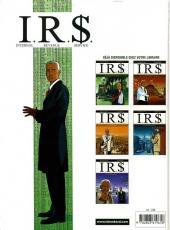 Verso de I.R.$. -1Pub2- La voie fiscale