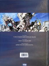 Verso de L'idole & le fléau -1- Syndrome 6/3/27