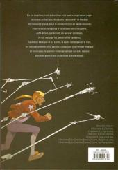 Verso de L'incal - Une aventure de John Difool -INTFL- L'Intégrale