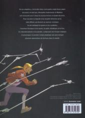 Verso de L'incal - Une aventure de John Difool -INT02- Seconde partie