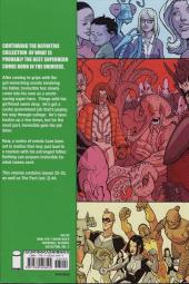 Verso de Invincible: The Ultimate Collection (2003) -INT03- Volume 3