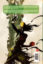 Verso de Iron Fist (100% Marvel - 2008) -2- Les sept capitales célestes (I)