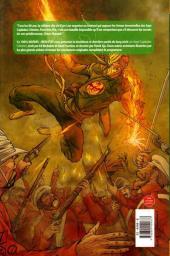 Verso de Iron Fist (100% Marvel - 2008) -3- Les sept capitales célestes (II)