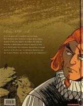 Verso de Islandia -3- L'empreinte du sorcier
