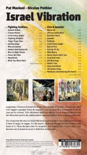 Verso de BD World - Israel Vibration